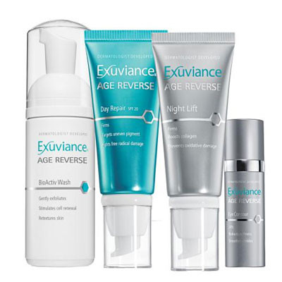 Exuviance Age Reverse Introductory Collection
