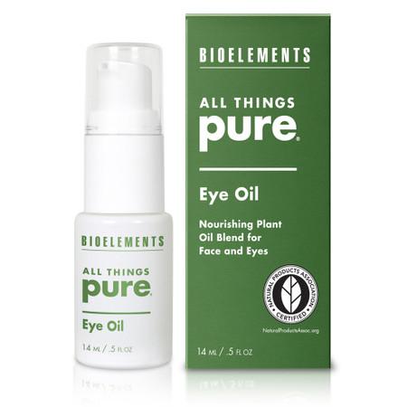 Bioelements All Things Pure Eye Oil