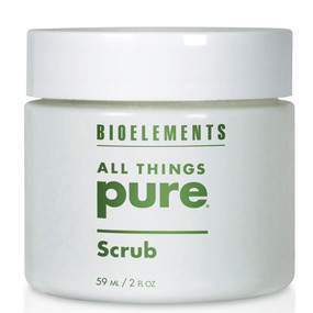 Bioelements All Things Pure Scrub
