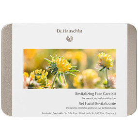 Dr. Hauschka Revitalizing Face Care Kit (Normal)
