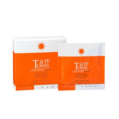 Tan Towel Full Body Plus 5 Pack