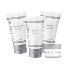 gloMinmerals Body Travel Collection