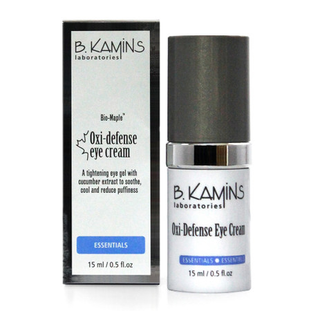 B. Kamins Oxi-Defense Hydrating Eye Cream