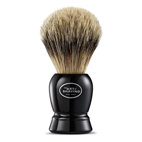 The Art of Shaving Black Fine Shaving Brush
