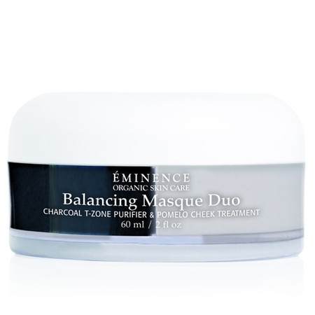Eminence Balancing Masque Charcoal & Pomelo Duo