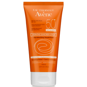 Avene Hydrating Sunscreen Lotion SPF 50+ Face & Body