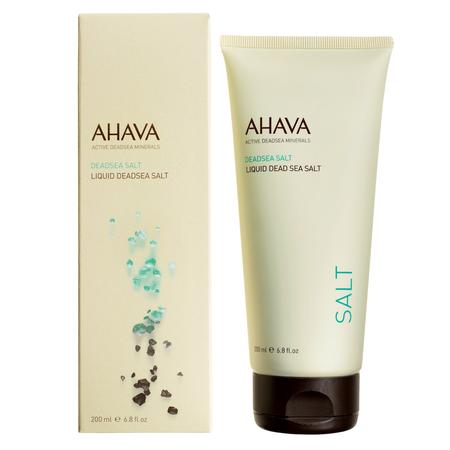 AHAVA Liquid Dead Sea Salt