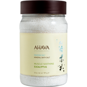 AHAVA Eucalyptus 32 Oz Bath Salt