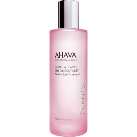AHAVA Dry Oil Body Mist Cactus And Pink Pepper