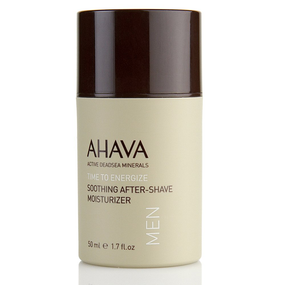 AHAVA Soothing After-Shave Moisturizer