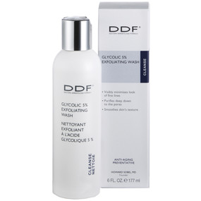 DDF Glycolic 5% Exfoliating Wash