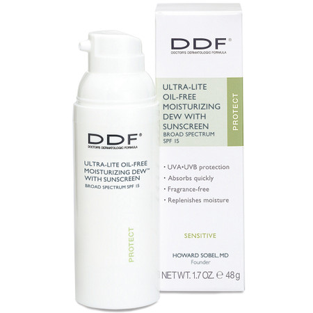 DDf Ultra-Lite Oil-Free Moisturising Dew SPF 15