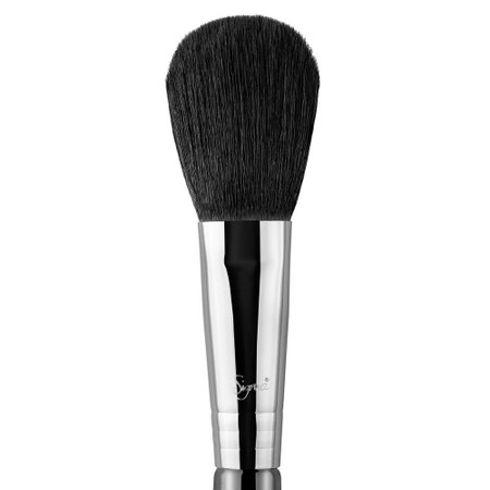 Sigma Beauty F10 - Powder/Blush Brush - Chrome