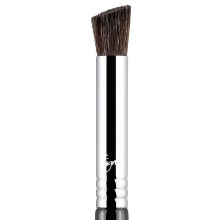 Sigma Beauty E71 - Highlight Diffuser Brush - Chrome
