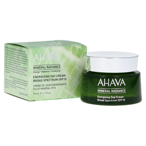 AHAVA Mineral Radiance Energizing Day Cream SPF 15