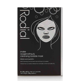 Rodial Snake Oxygenating & Cleansing Bubble Masks (8-Pack)
