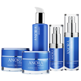 Anora Skincare Holiday Gift Set