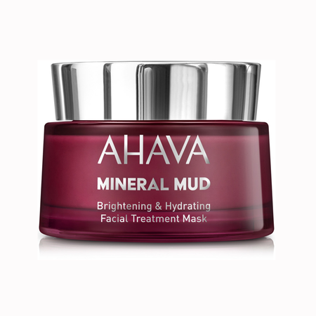 AHAVA Brightening and Hydrating Facial Treatment Mask