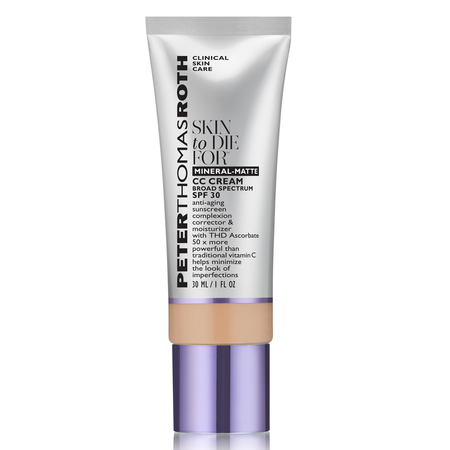 Peter Thomas Roth Skin to Die for Natural Matte Skin Perfecting CC Cream-Light