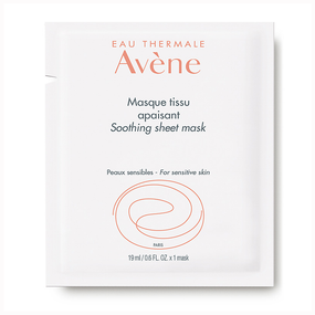Avene Soothing Sheet Mask -1 Pack