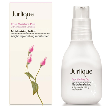 Jurlique Rose Moisture Plus Moisturizing Lotion