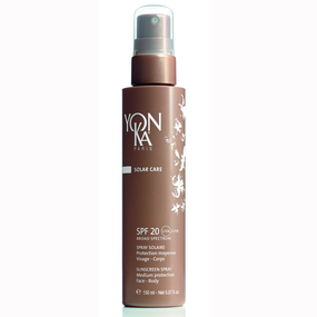 Yonka Solar Care SPF 20 Sunscreen Spray