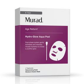 Murad Hydro-Glow Aqua Peel 4 pack