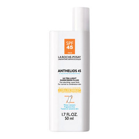 La Roche Posay Anthelios 45 Ultra-Light Fluid for Face