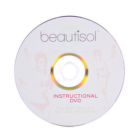 Beautisol Self-Tan Application (DVD)