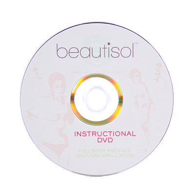 Beautisol Self-Tan Application (DVD)