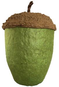 Green Acorn Urn