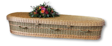 Seagrass/Willow Coffin