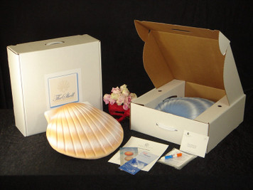 Deep Water Shell Urn Kit