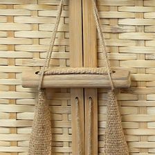 Bamboo Coffin Kit handles