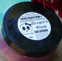 Dragons Blood  Sea Scrub