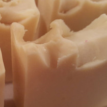 Ginny Almond Goats Milk Soap