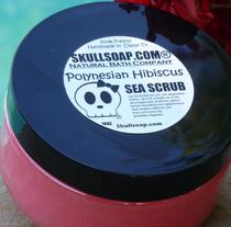 Polynesian Hibiscus Sea Scrub