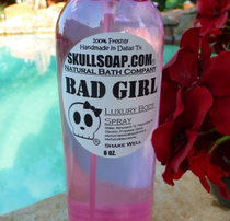 Bad Girl Body Spray