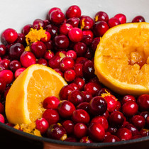 Orange Cranberry Body Butter