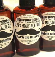 Back in Black Beard Oil