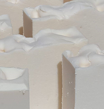 Hedwig Fresh Snow Goats Milk Soap