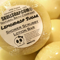Lemondrop Sugar Scrubby Lotion Butter Bar