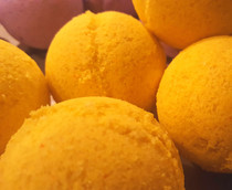 Lemongrass Eucalyptus Mint Bath Bomb Large