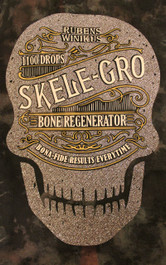 Skele-Gro Lemongrass Tea Tree Lotion