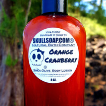 Orange Cranberry Lotion