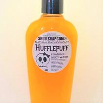 Hufflepuff Bergamot Black Tea Body Wash