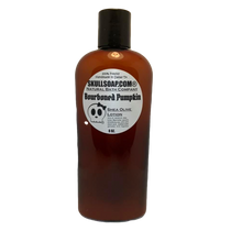 Bourboned Pumpkin Lotion