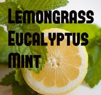 Lemongrass Eucalyptus & Mint Sea Scrub