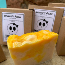 Honey Vanilla Goats Milk Soap
