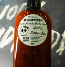 Baby Lavender Lotion